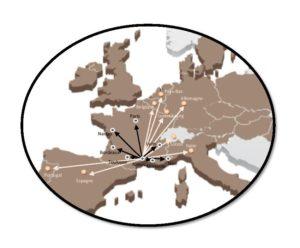 MEDITERRANEE CHAUFFEUR FRANCE - EUROPE